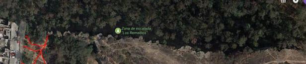 Topo-Remedios-Naucalpan-De-Juarez-Estado-De-Mexicio